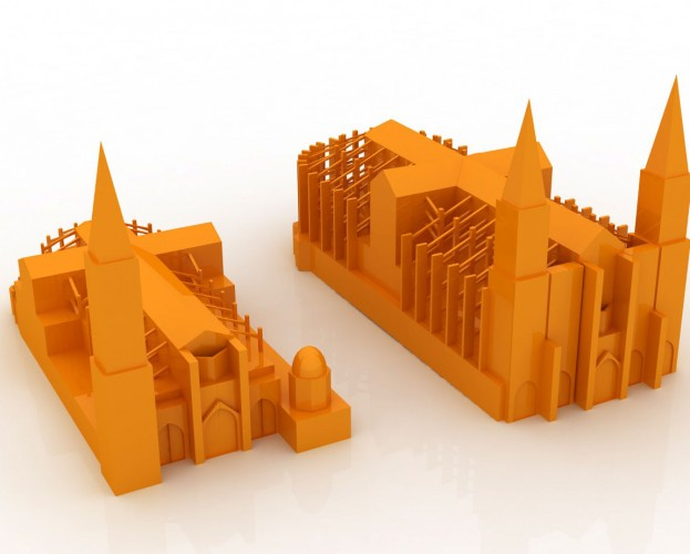 Catedral Gigante de Toledo