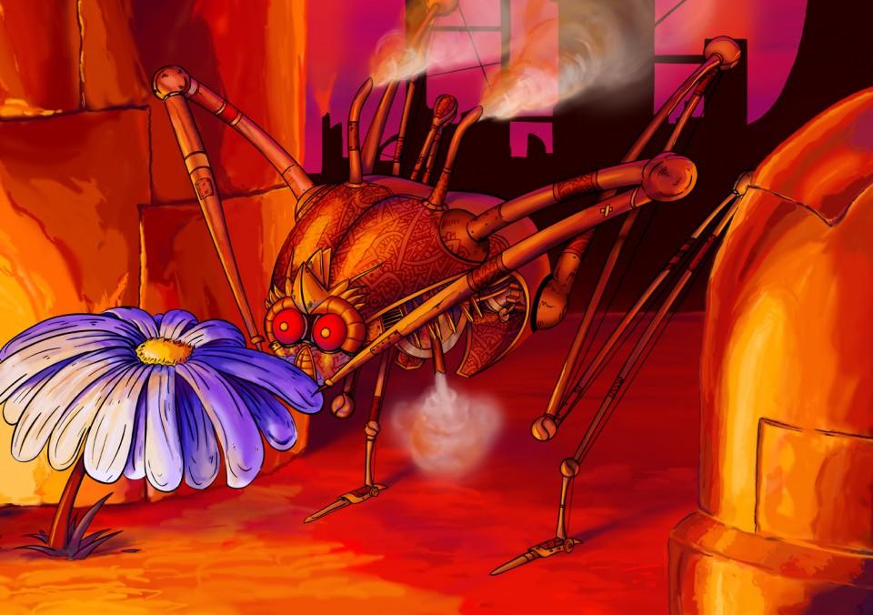 Steambug