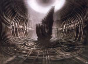 Un hipotético diseño para la precuela de Alien