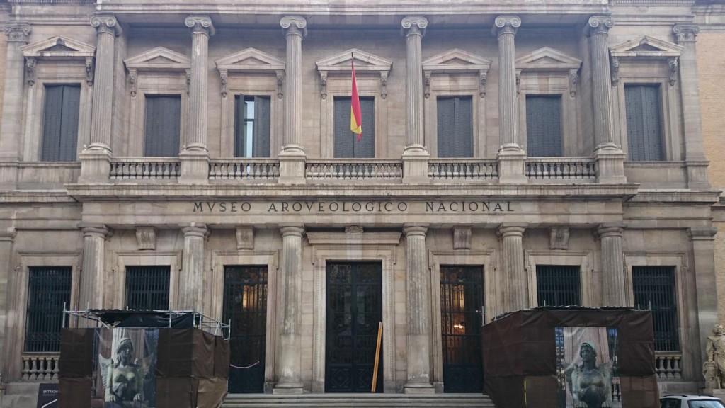 Museo Arqueológico de Madrid, análisis  faustoArt